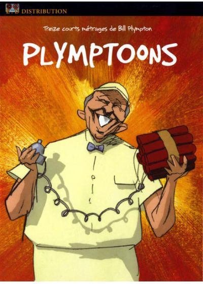 Plymptoons : Treize courts métrages de Bill Plympton - DVD