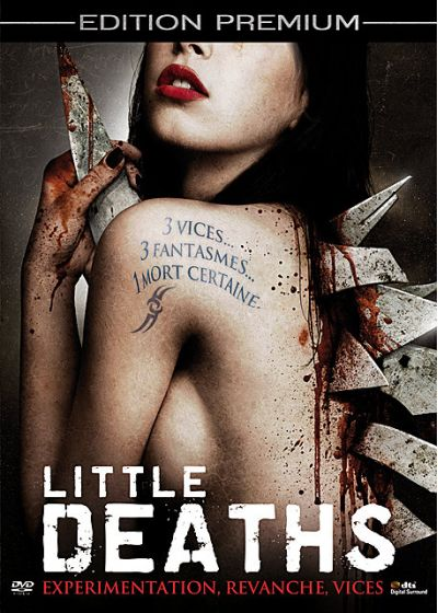 Little Deaths (Édition Premium) - DVD