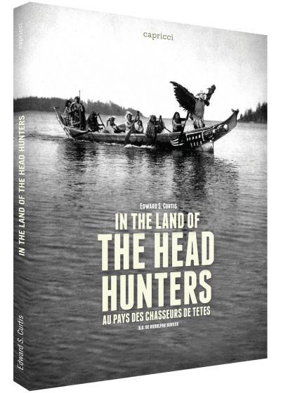 In the Land of the Head Hunters - Au pays des chasseurs de têtes - DVD