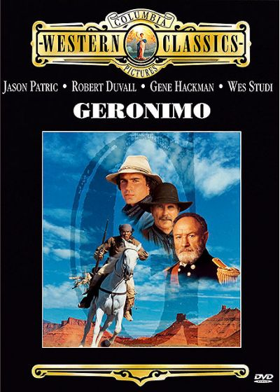 Géronimo - DVD