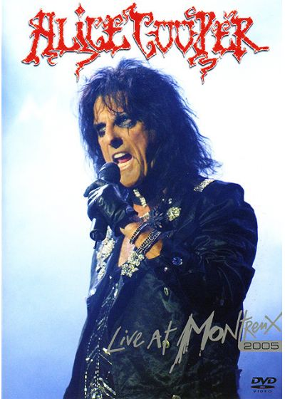 Alice Cooper - Live At Montreux 2005 - DVD