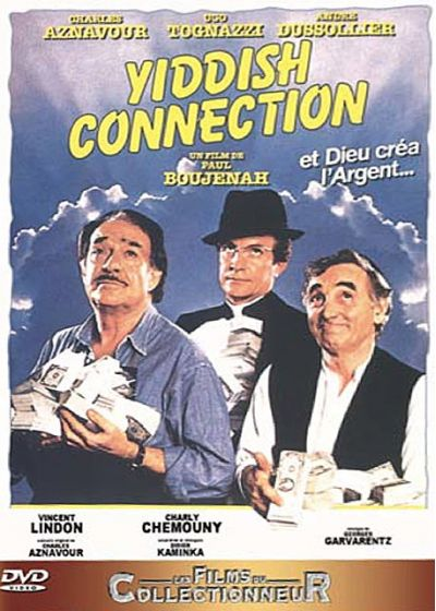 Yiddish connection - DVD