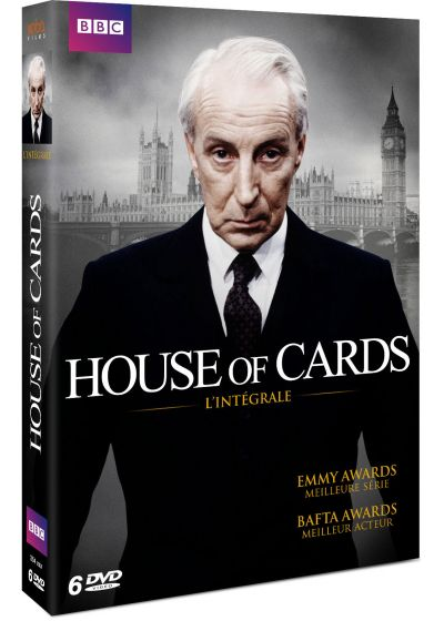 House of Cards - L'intégrale - DVD