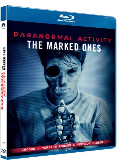 Paranormal Activity: The Marked Ones (Version longue non censurée) - Blu-ray