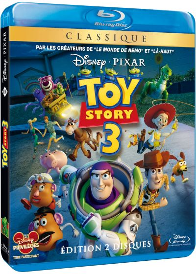 Toy Story 3 - Blu-ray