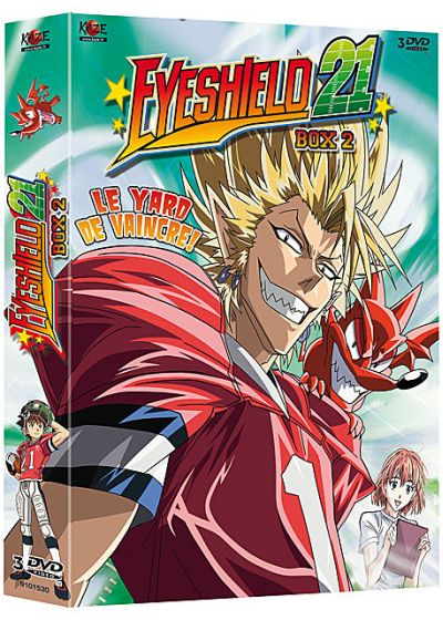 Eyeshield 21 - Saison 1 - Box 2/4 - DVD