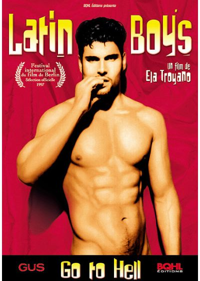 Latin Boys Go to Hell - DVD
