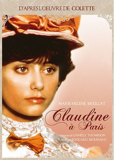 Claudine à Paris - DVD