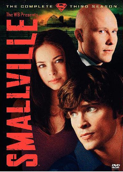 Smallville - Saison 3 - Coffret 2 - DVD
