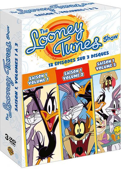 The Looney Tunes Show - Volumes 1, 2, 3 - DVD