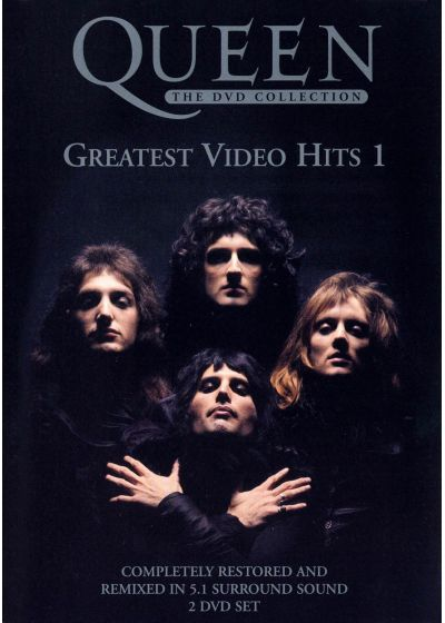 Queen - Greatest Video Hits 1 - DVD
