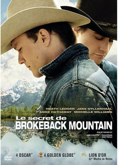 Le Secret de Brokeback Mountain (Édition Simple) - DVD