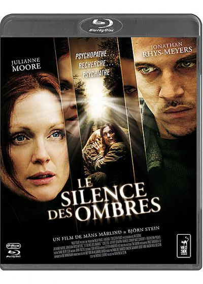 Le Silence des ombres - Blu-ray