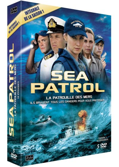 Sea Patrol - Saison 1 - DVD