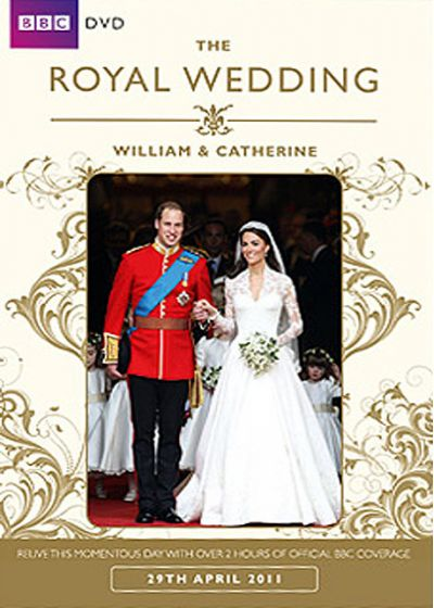 The Royal Wedding - William & Catherine - DVD