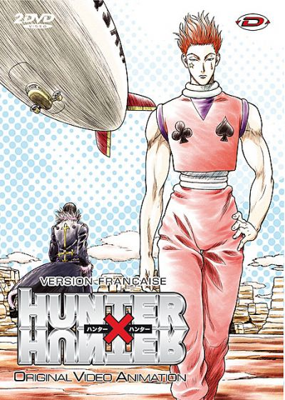 Hunter X Hunter - OAV (Édition VF) - DVD