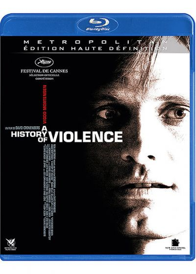 A History of Violence - Blu-ray