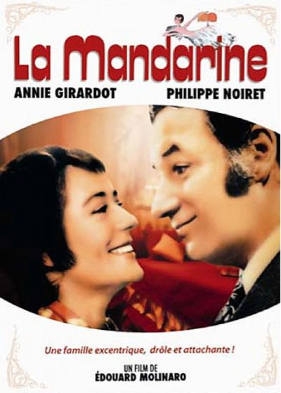 La Mandarine (Version restaurée 4K) - DVD