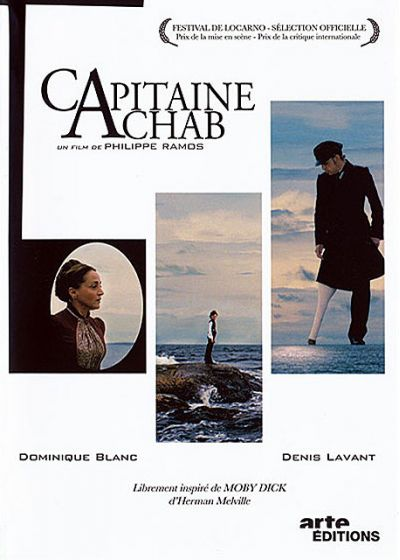 Capitaine Achab - DVD