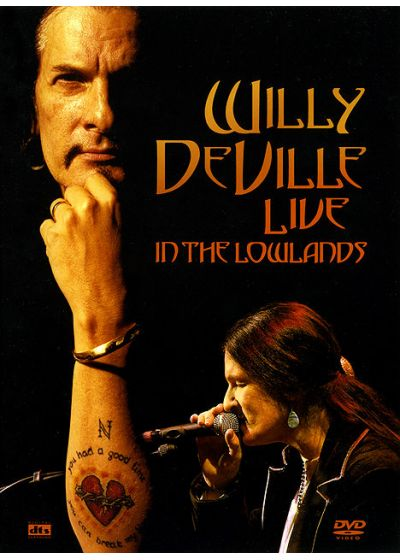 DeVille, Willy - Live In The Lowlands - DVD