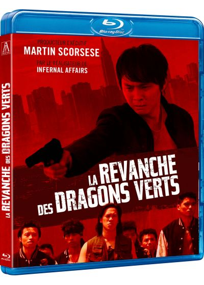 La Revanche des Dragons Verts - Blu-ray