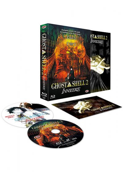 Ghost in the Shell 2 : Innocence (Édition Collector) - Blu-ray
