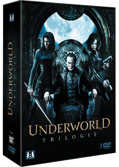 Underworld - Trilogie - DVD