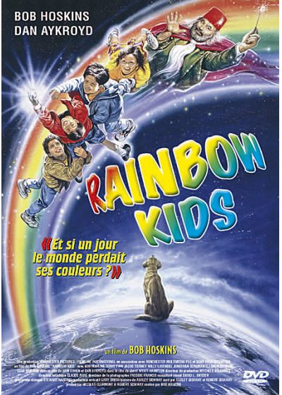 Rainbow Kids - DVD