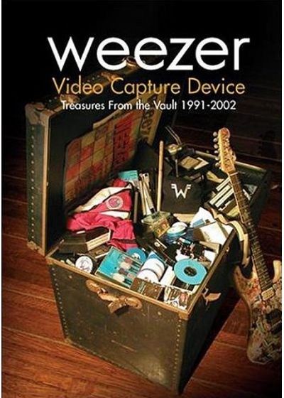 Weezer - Video Capture Device - Treasures From the Vault 1991-2002 - DVD