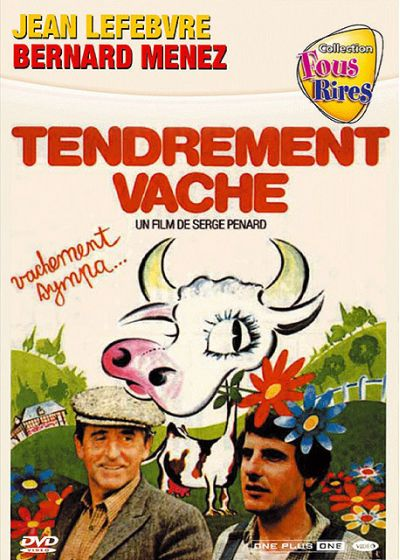 Tendrement vache - DVD