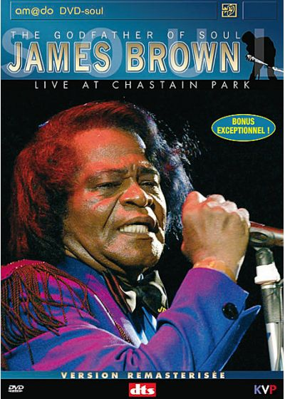 Brown, James - Live at Chastain Park - DVD