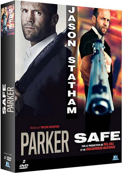 Parker + Safe (Pack) - DVD