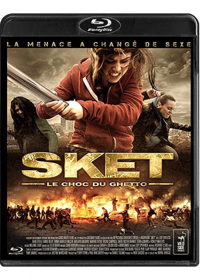 Sket, le choc du ghetto - Blu-ray