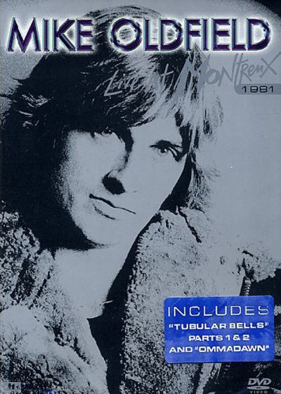 Mike Olfield : Live at Montreux 1981 - DVD