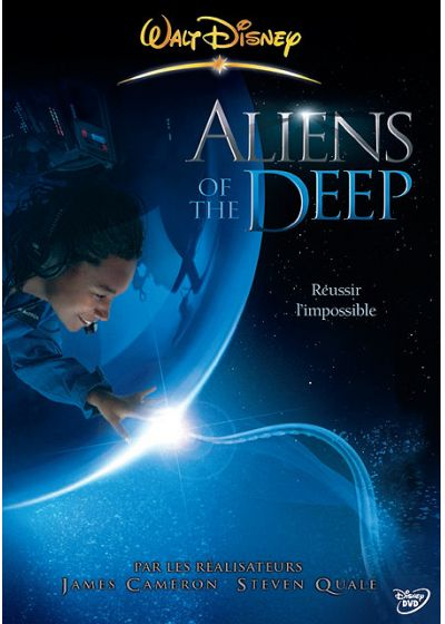 Aliens of the Deep - DVD