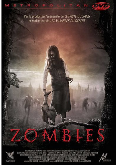 Zombies - DVD