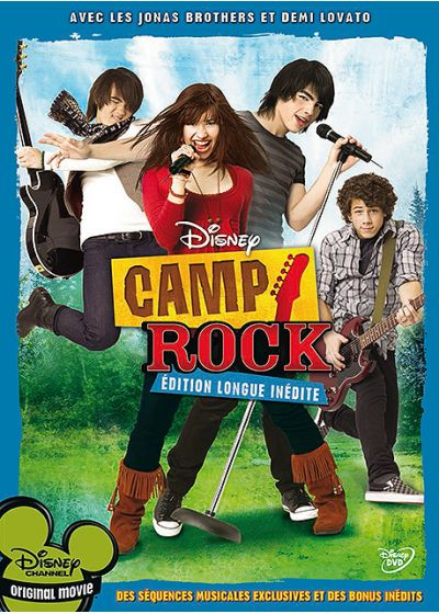 Camp Rock (Version Longue) - DVD