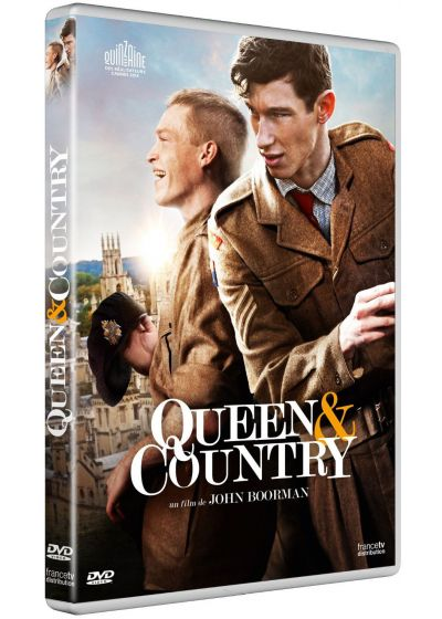 Queen & Country - DVD