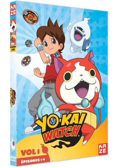 Yo-kai Watch - Saison 1, Vol. 1 - DVD