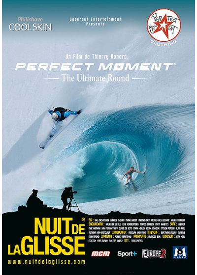 La Nuit de la glisse 2006 - Perfect Moment, The Ultimate Round - DVD