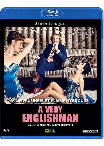 A Very Englishman - Blu-ray