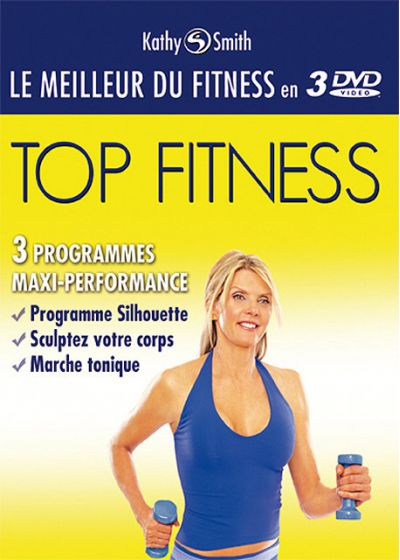 Kathy Smith - Top Fitness - DVD