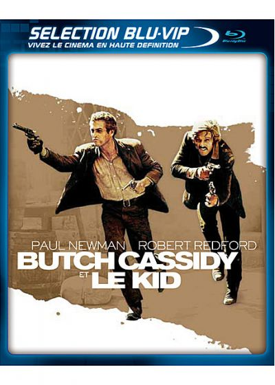 Butch Cassidy et le Kid - Blu-ray