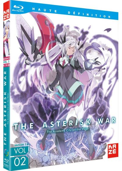 The Asterisk War : The Academy City on the Water - Saison 2, Vol. 2/2 - Blu-ray