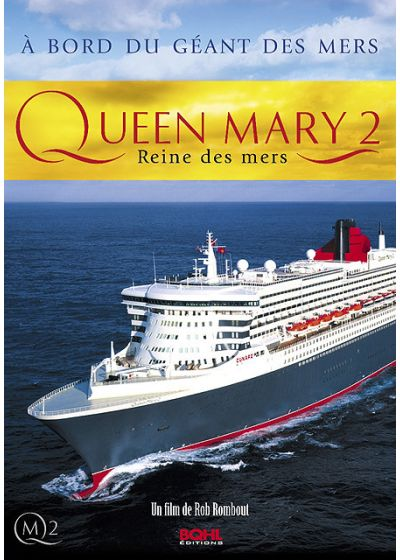 Queen Mary 2 - Reine des mers - DVD