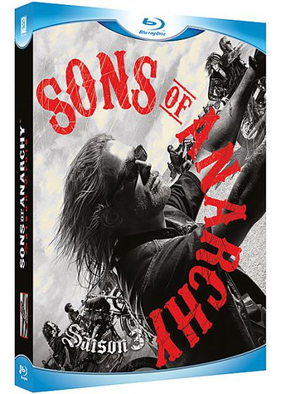 Sons of Anarchy - Saison 3 - Blu-ray