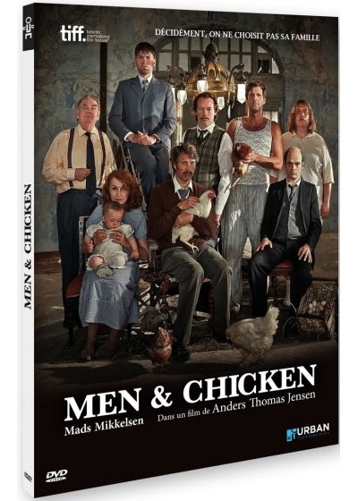 Men & Chicken - DVD