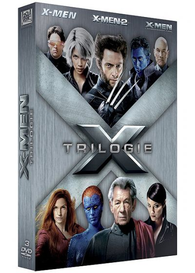 X-Men - La trilogie - DVD