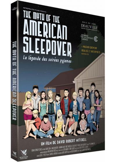 The Myth of the American Sleepover - DVD