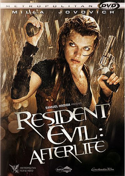 Resident Evil : Afterlife 3D - DVD